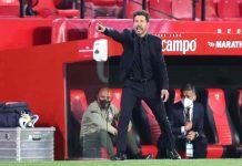Betis Atletico Madrid