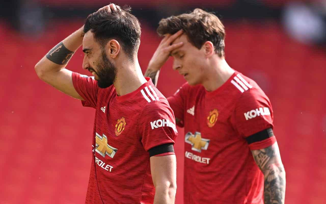 Leeds-Manchester United