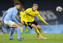 Borussia Dortmund-Manchester City