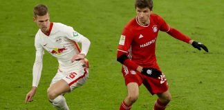 Lipsia-Bayern Monaco