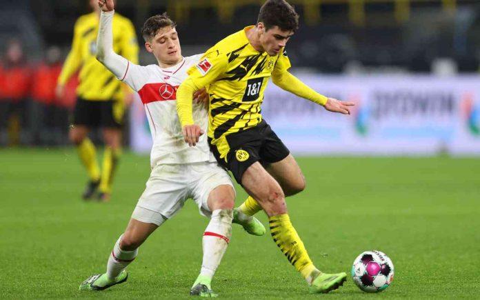 Stoccarda-Borussia Dortmund