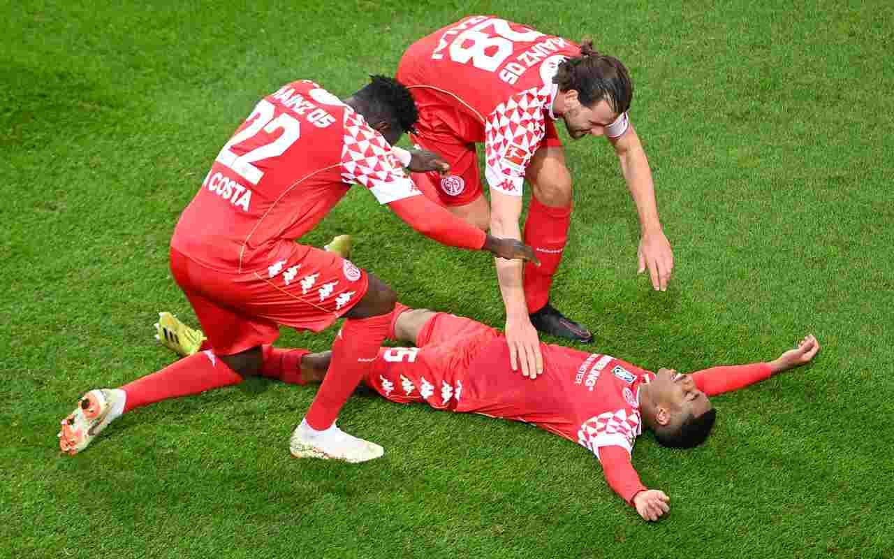 Mainz-Bayern Monaco
