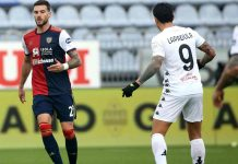 Benevento-Cagliari