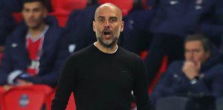 Manchester City-PSG