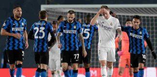 Calciomercato Inter e Real Madrid