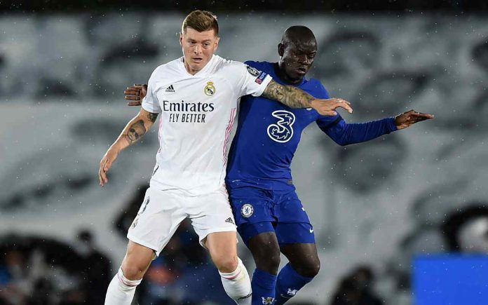 Chelsea-Real Madrid