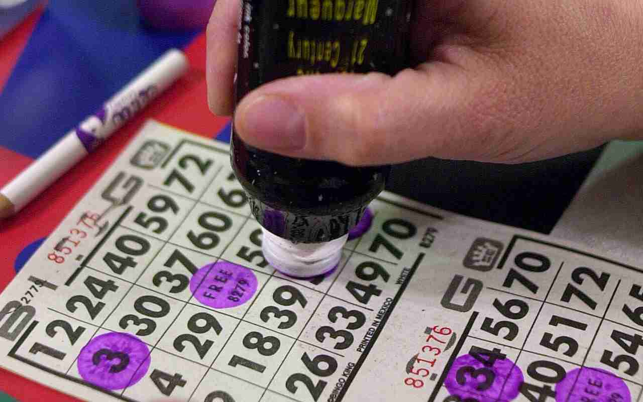 Sale scommesse e bingo