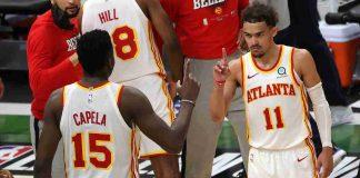 Milwaukee Bucks-Atlanta Hawks