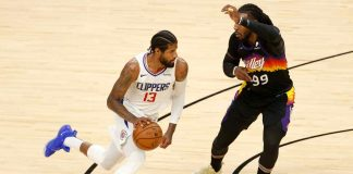 Los Angeles Clippers-Phoenix Suns