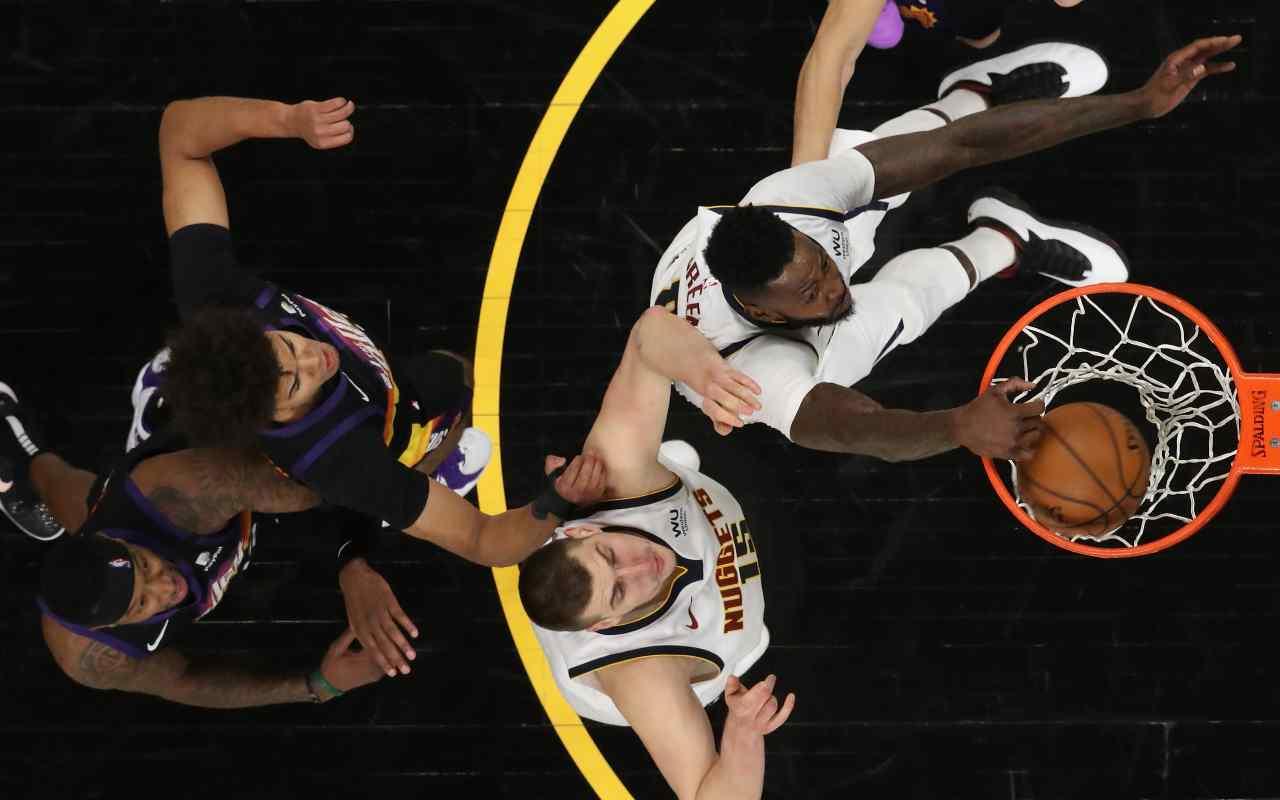 Phoenix Suns-Denver Nuggets