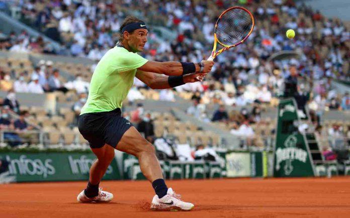 Djokovic-Nadal live streaming