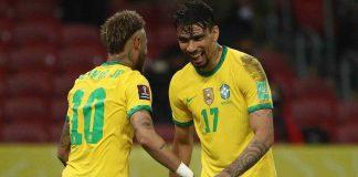 Paraguay-Brasile