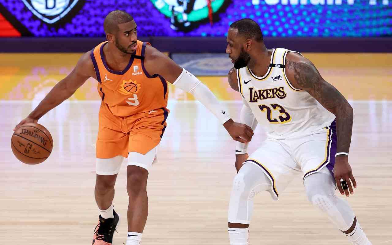 Suns-Lakers
