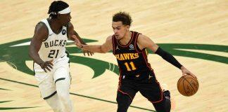 Atlanta Hawks-Milwaukee Bucks