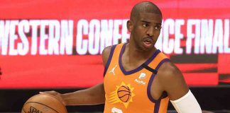 Phoenix Suns-Los Angeles Clippers