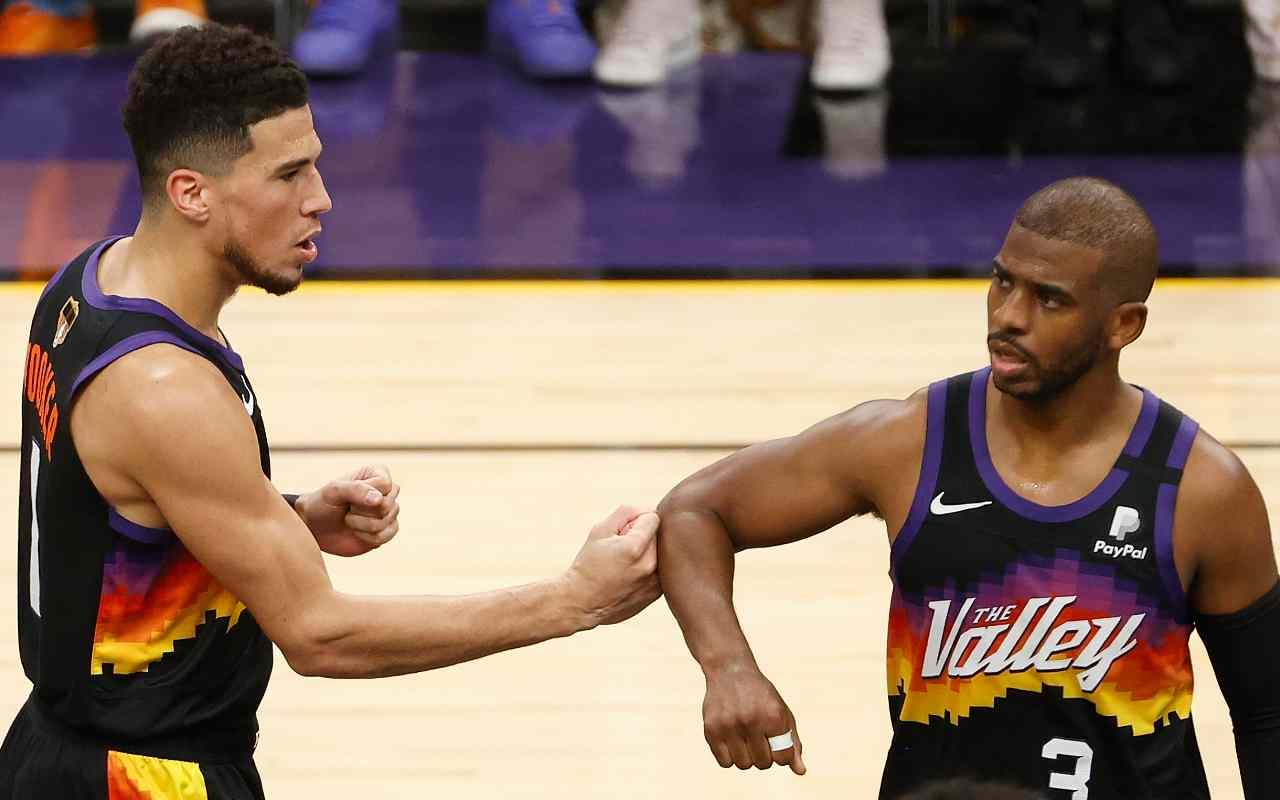 Milwaukee Bucks-Phoenix Suns