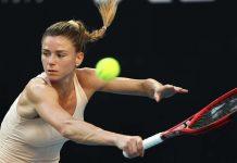 Tennis olimpico femminile