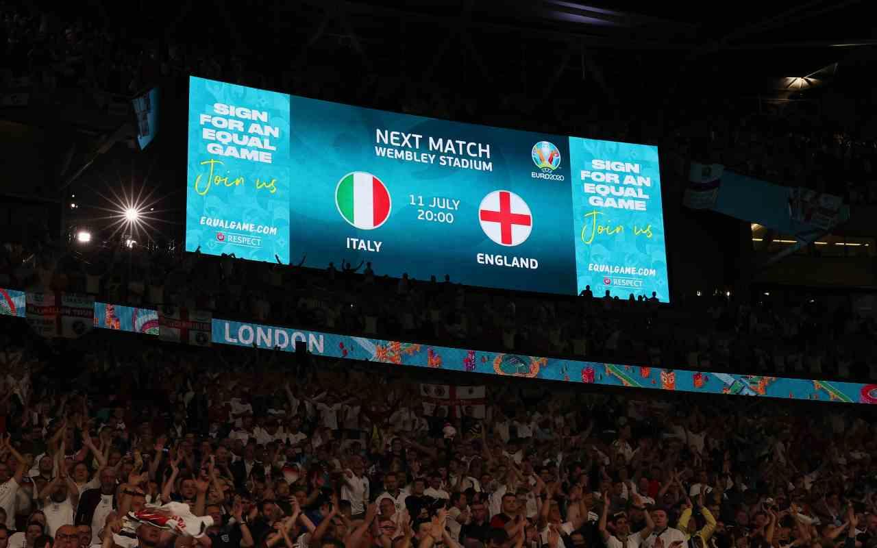 Italia-Inghilterra