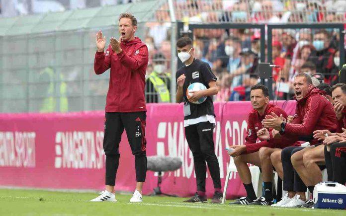 Bayern Monaco-Borussia Monchengladbach