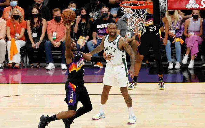 Phoenix Suns-Milwaukee Bucks