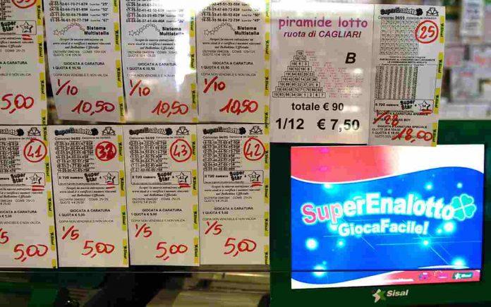 Estrazioni Lotto Superenalotto