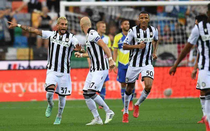 Udinese-Venezia