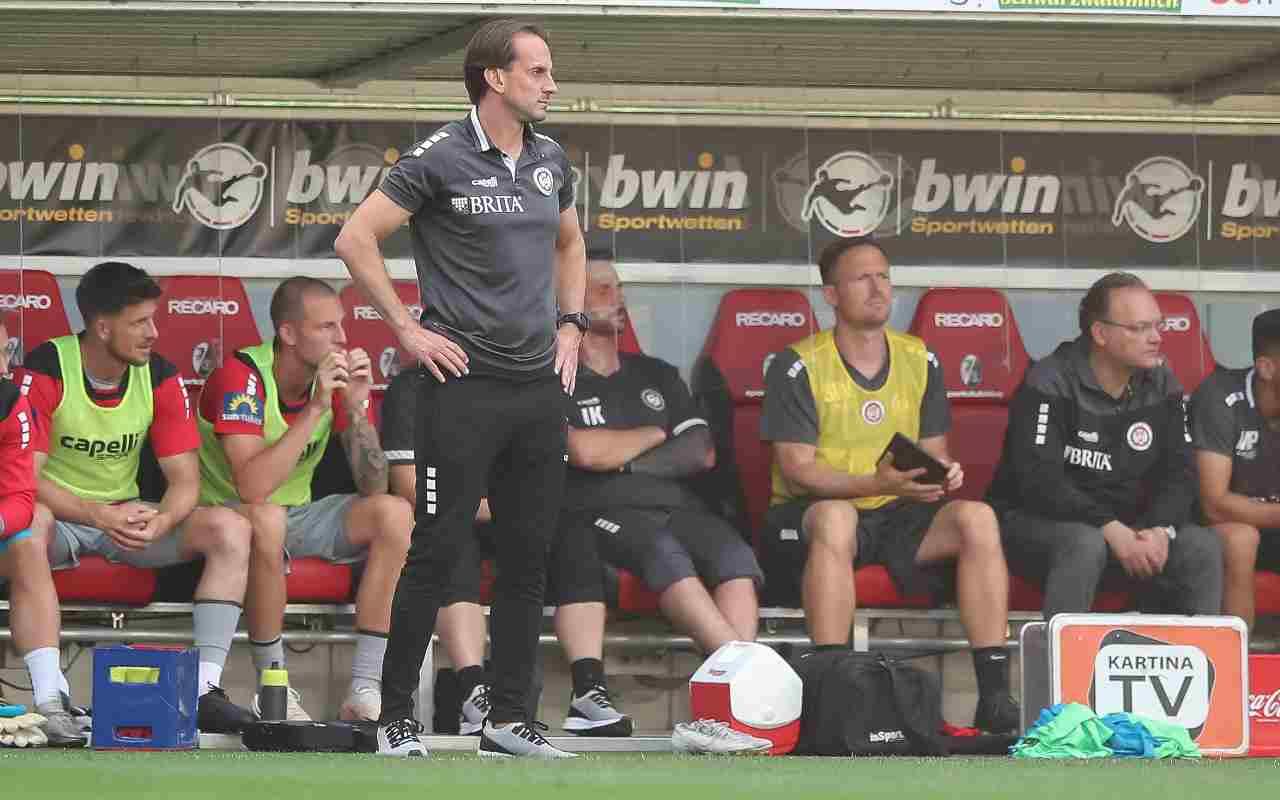 Rudiger Rehm, tecnico del Wiesbaden