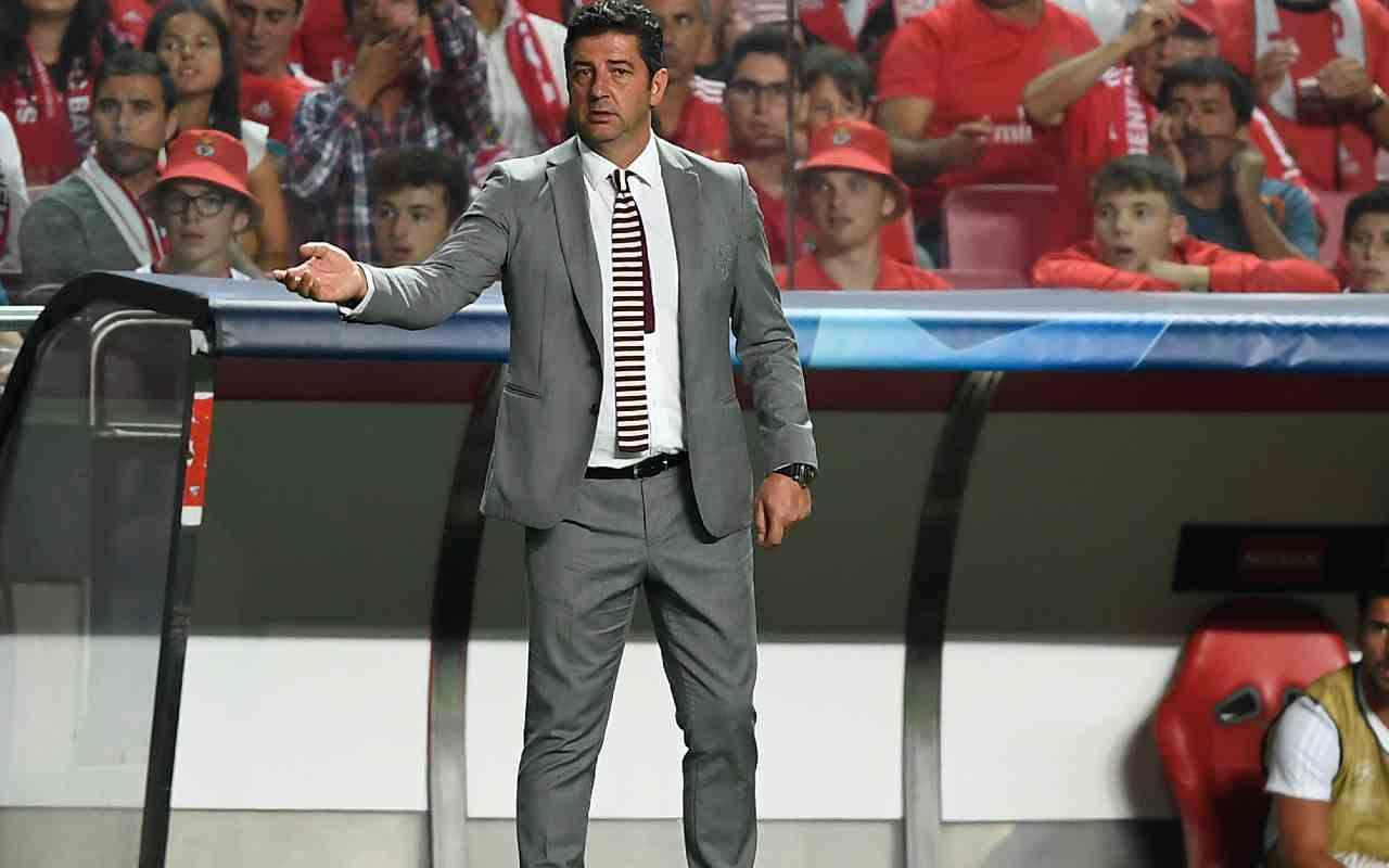 Benfica-Spartak Mosca