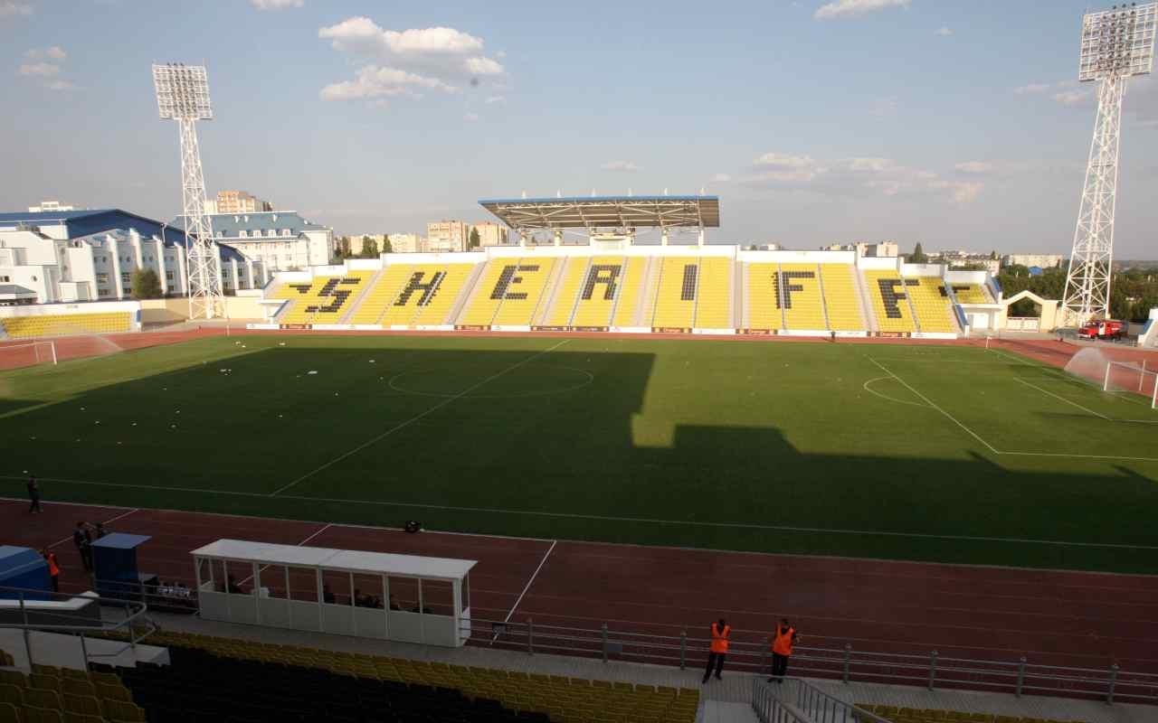 Sheriff Tiraspol-Dinamo Zagabria