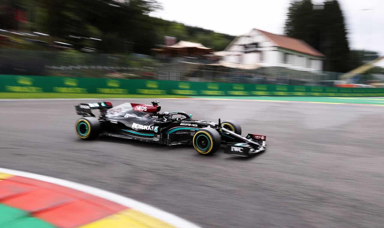 Formula 1, gp del Belgio