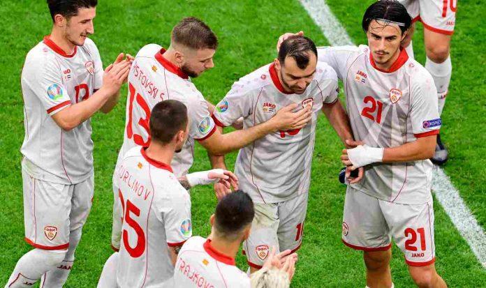 Macedonia-Armenia