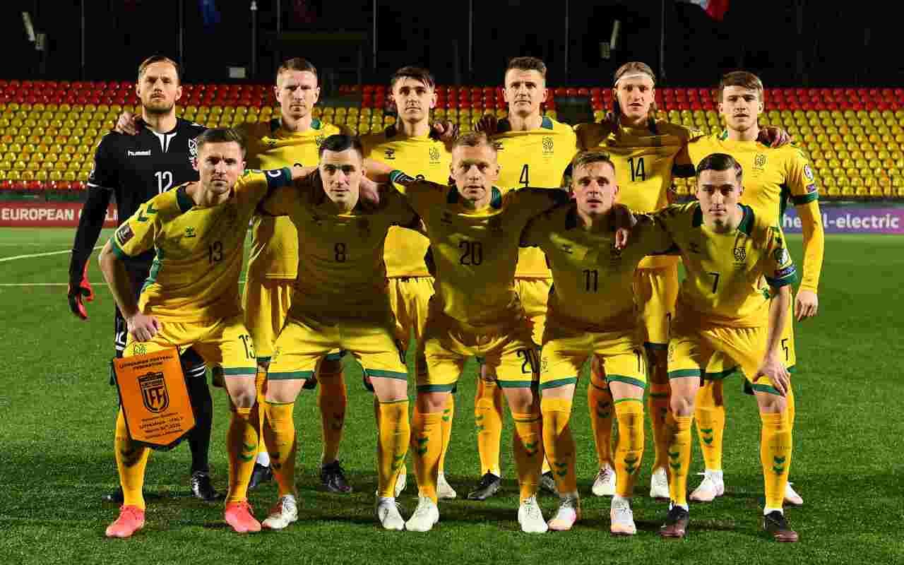 Italia-Lituania