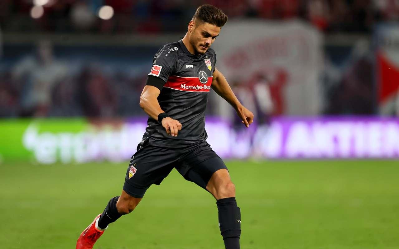 Eintracht Francoforte-Stoccarda