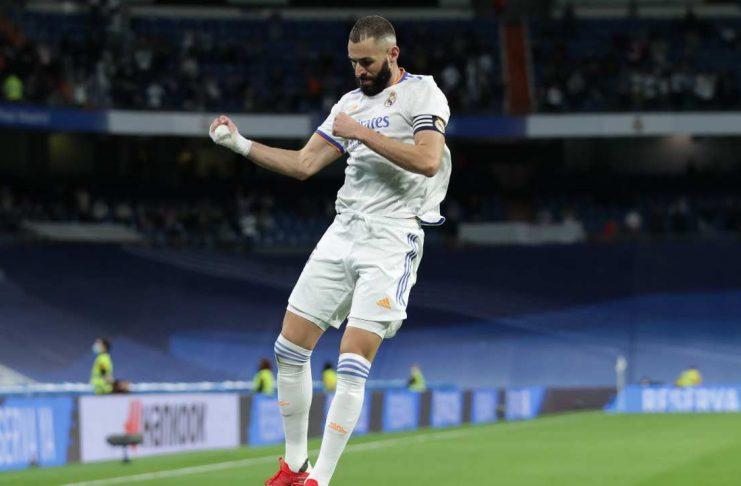 Shakhtar Donetsk-Real Madrid