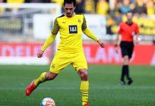 Borussia Dortmund-Ingolstadt